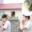Cine Som 3,  para ver a Banda da Lapa passar, pelas ruas da Freguesia do Ribeirão, 07 de dezembro de 2013. Foto: Daniel Choma